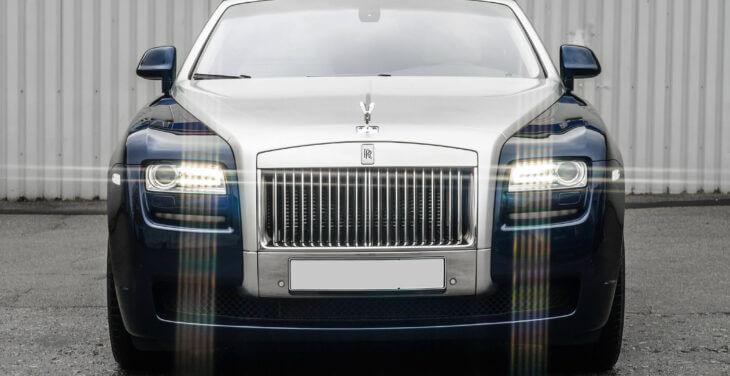 Тюнинг Rolls Royce