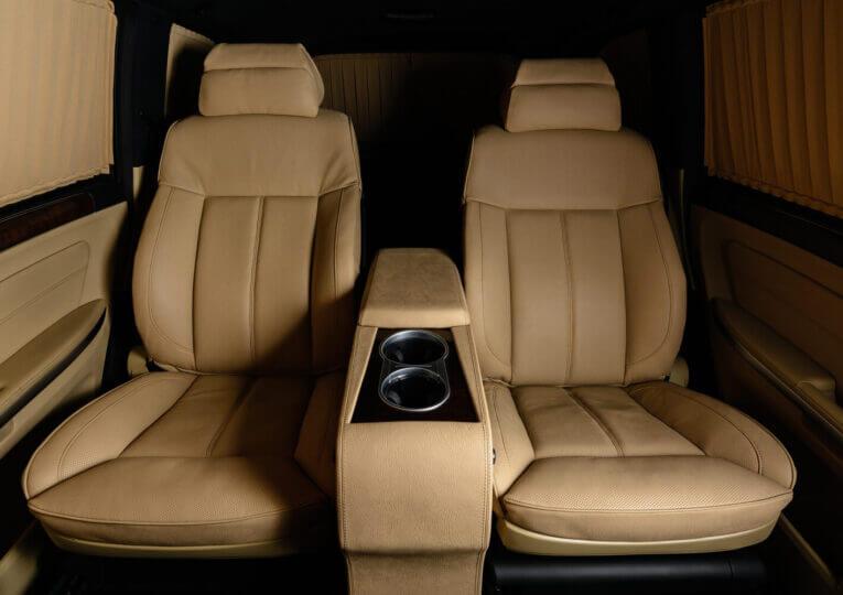 Тюнинг Mercedes-Benz GL350