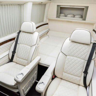 Кровать для автомобиля