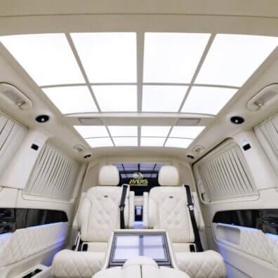 Решения для освещения салона авто