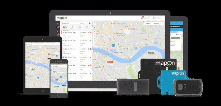Система слежения за авто Mapon