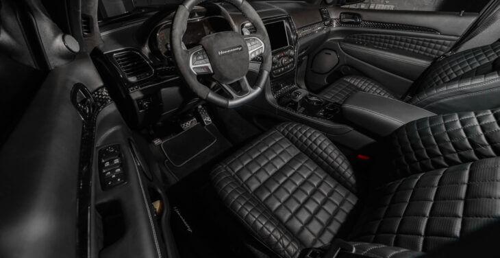 салон Jeep Grand Cherokee
