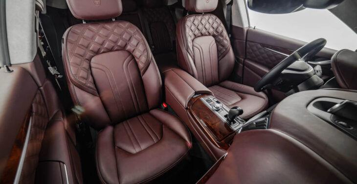 тюнинг Maserati Levante